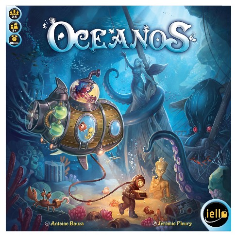 Oceanos Game Board Game - image 1 of 2