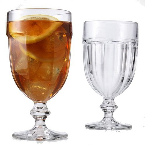 Gibraltar Iced Tea Glasses 16oz Set of 12 - Clear - image 1 of 1