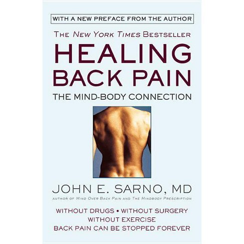 Healing Back Pain - by  John E Sarno (Paperback) - image 1 of 1