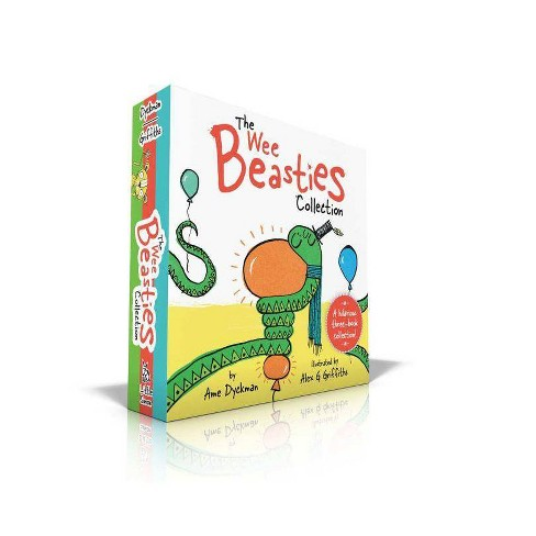 The Wee Beasties Collection - by  Ame Dyckman (Board_book) - image 1 of 1