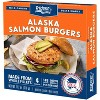 Trident Alaskan Salmon Burgers - 4ct/11.2oz - image 2 of 3