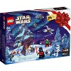 LEGO Star Wars Advent Calendar Building Kit Fun Christmas Countdown Calendar with Star Wars Buildable Toys 75279 - image 4 of 4