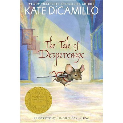 The Tale of Despereaux Trade Book - by  Kate DiCamillo (Hardcover)