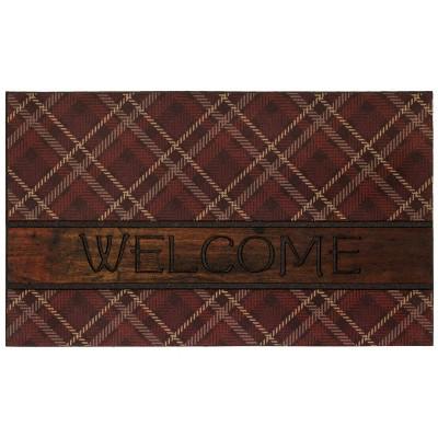 1'6 X2'6  Wood Grain Design Doormats Wood - Mohawk