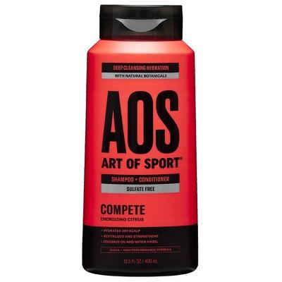 Art of Sport Complete 2-in-1 Shampoo & Conditioner - 13.5 fl oz