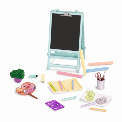 Glitter Girls Accessory - Creative Art Kit!