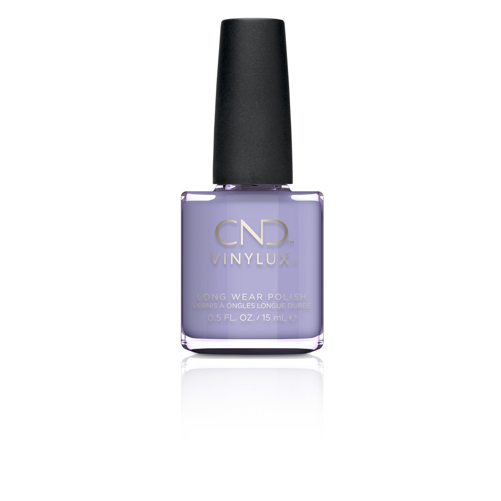 Image of CND Vinylux Weekly Nail Polish 193 Wisteria Haze - 0.5 fl oz