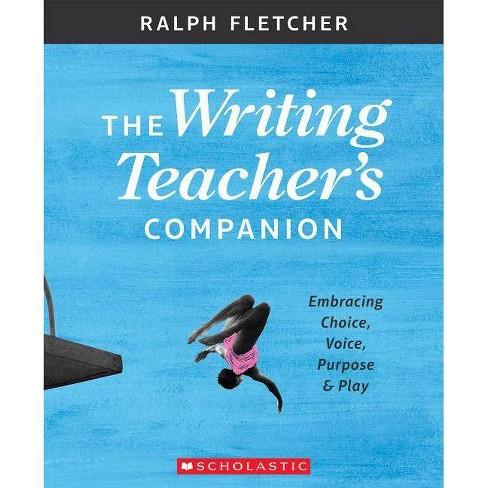 Image result for writer teachers companion fletcher