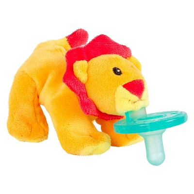 WubbaNub® Lion Pacifier - Yellow