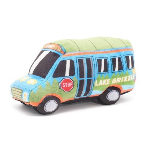 Bark Camp Pawnawana Bus Dog Toy - image 1 of 4