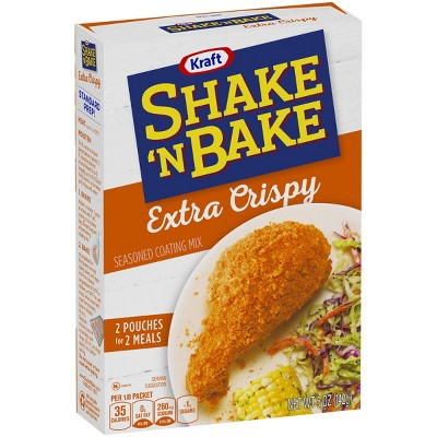 Shake 'N Bake Extra Crispy Seasoned Coating Mix - 5.5oz