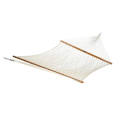 Original Pawleys Island Presidential Cotton Rope Hammock - Natural