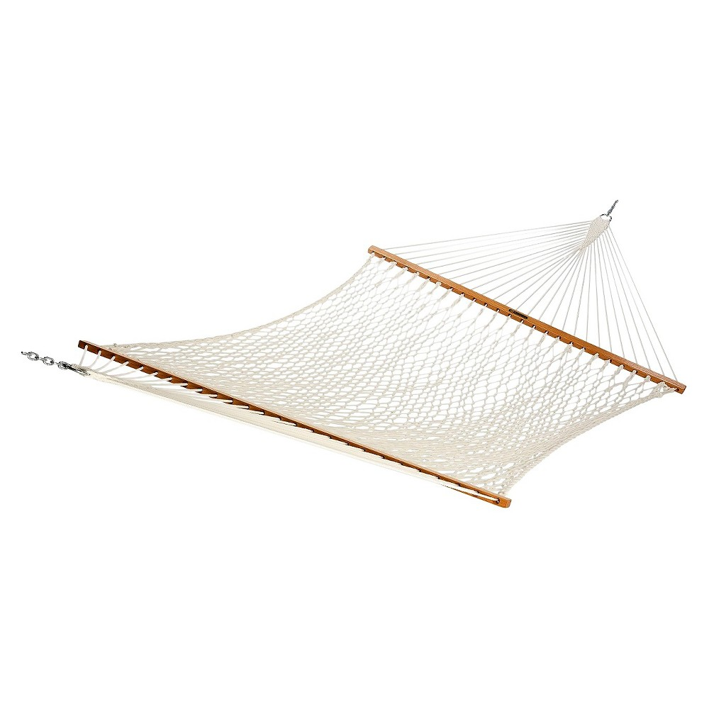 Image of Original Pawleys Island Presidential Cotton Rope Hammock - Natural