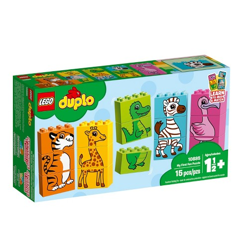 LEGO My First Fun Puzzle 10885