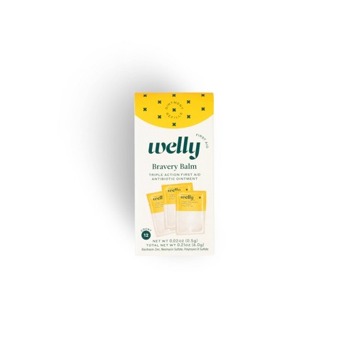 Welly Triple Antibiotic Replenishment Pack - 12ct - image 1 of 4