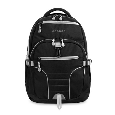 """J World 19.5"""" Atom Multi-Compartment Laptop Backpack"""