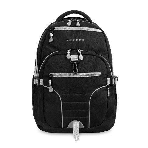 "J World 19.5"" Atom Multi-Compartment Laptop Backpack - image 1 of 4"