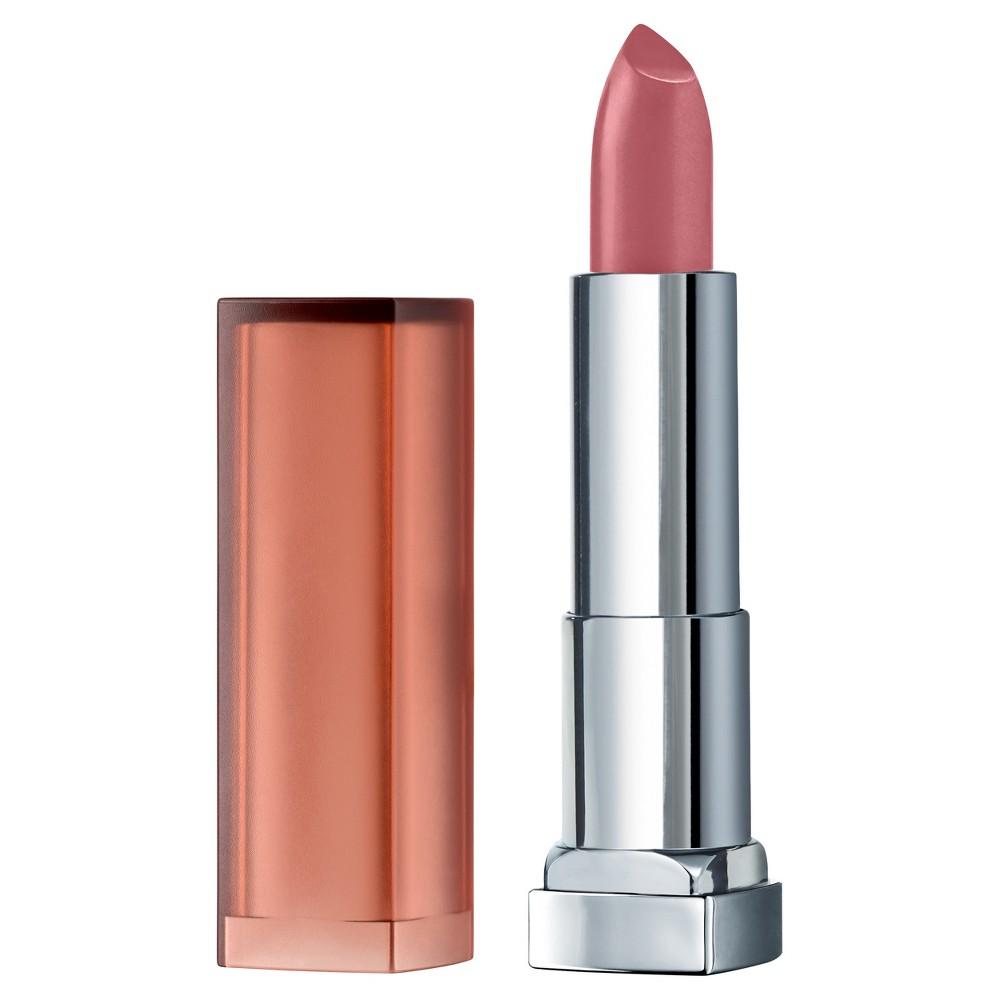 Image of Maybelline Color Sensational Inti-Matte Nudes Lipcolor 575 Brown Blush 0.15oz
