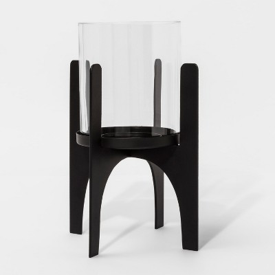 Hurricane Candle Holder Small - Black - Project 62™