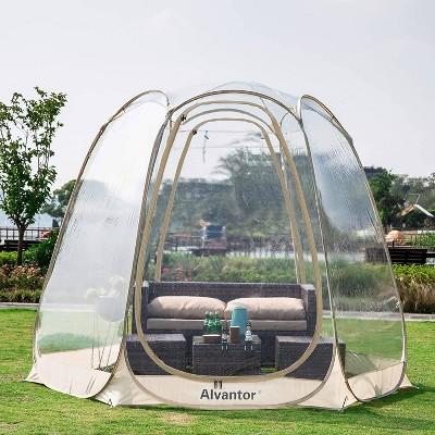 10' x 10' Bubble Tent Pop Up Gazebo - Alvantor
