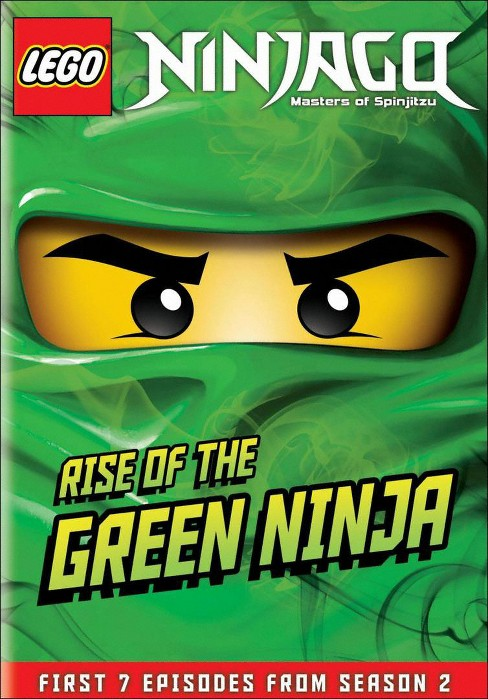 LEGO Ninjago: Masters of Spinjitzu - Rise of the Green Ninja - image 1 of 1