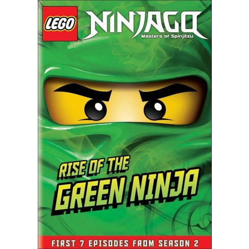 LEGO Ninjago: Masters of Spinjitzu - Rise of the Green Ninja