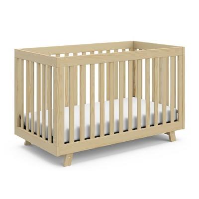 Storkcraft Beckett 3-in-1 Convertible Crib - Natural