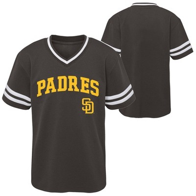 MLB San Diego Padres Toddler Boys' Pullover Jersey