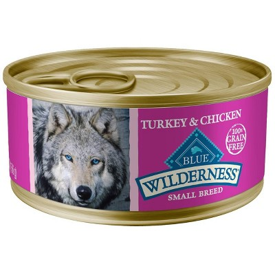 Blue Buffalo Wilderness Adult Small Breed Canned Food