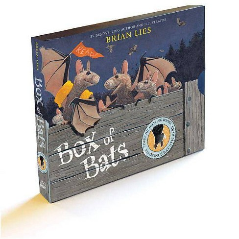 Box of Bats Gift Set - by  Brian Lies (Hardcover) - image 1 of 1