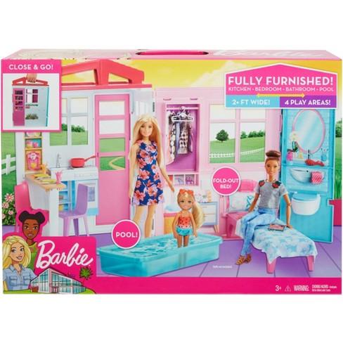 Barbie Dollhouse Playset Target