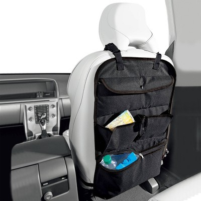7 x19  Back Seat Organizer with Cooler Black - Turtle Wax