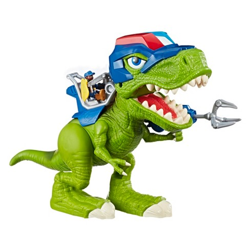 Playskool Heroes Chomp Squad Troopersaurus and Bobby Badge - image 1 of 8