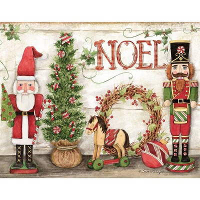 18ct Holiday Nutcrackers Holiday Boxed Cards