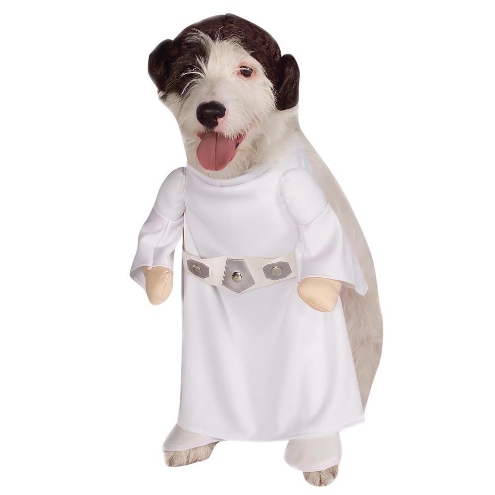 Star Wars Princess Leia Dog And Cat Costume S