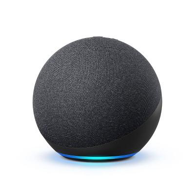 Amazon Echo (4th Gen)- Smart Home Hub with Alexa - Charcoal