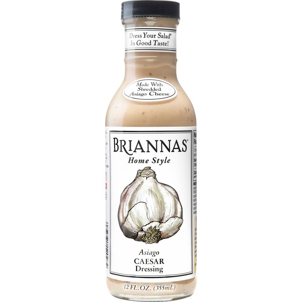 Brianna S Asiago Caesar Dressing 12oz
