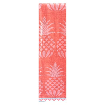 XL Pineapple Beach Towel Desert Flower