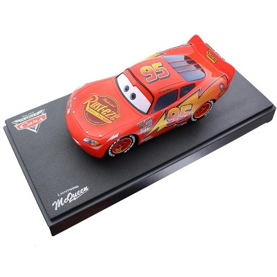 Matty Collector Disney Pixar Cars 1:24 Die-Cast Mcqueen Lighting