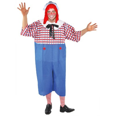 Men's Raggedy Andy Costume - XX-Large