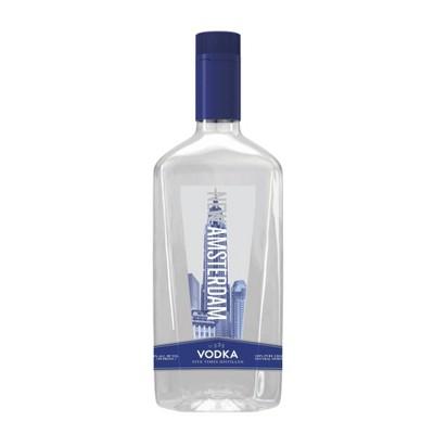 New Amsterdam Vodka - 750ml Plastic Bottle