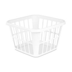 1.25gal Laundry Basket White - Room Essentials™