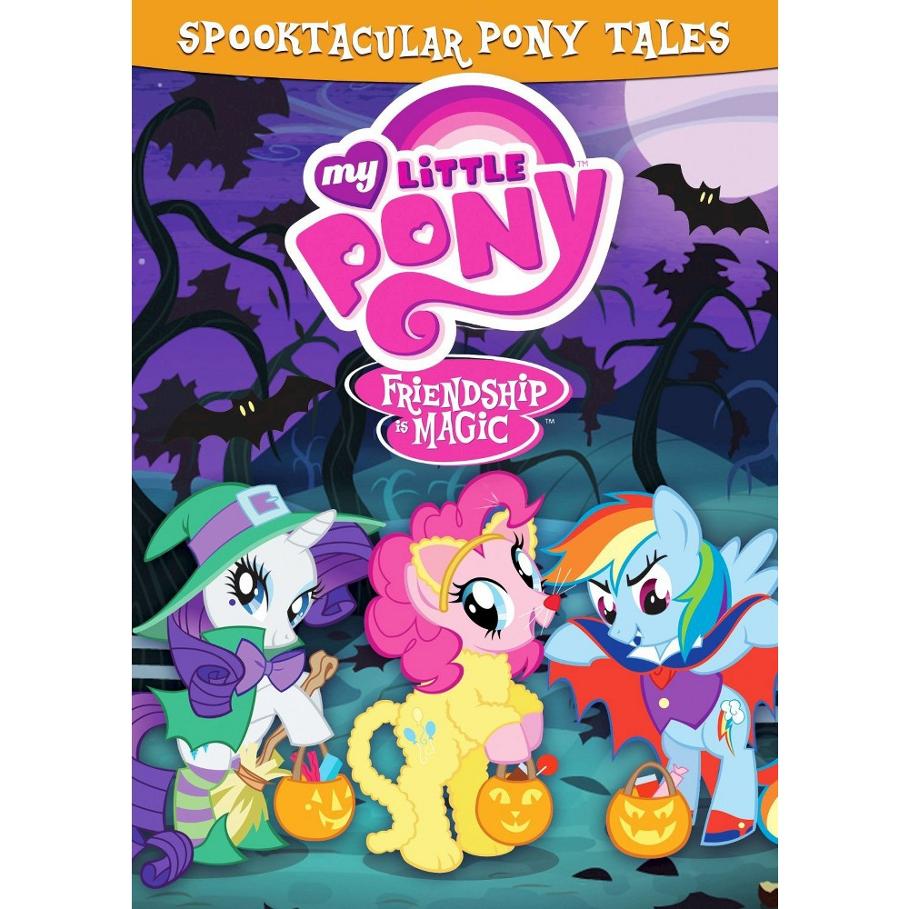 My Little Pony: Friendship Is Magic - Spooktacular Pony Tales
