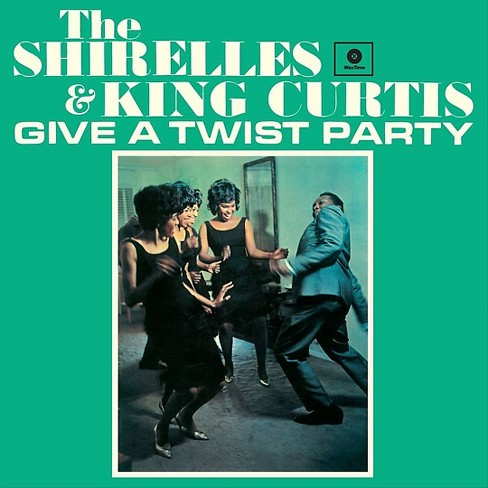 Shirelles - Give a twist party (Vinyl) - image 1 of 1