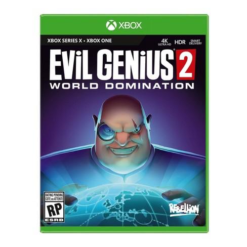 Evil Genius 2: World Domination - Xbox Series X/Xbox One - image 1 of 4