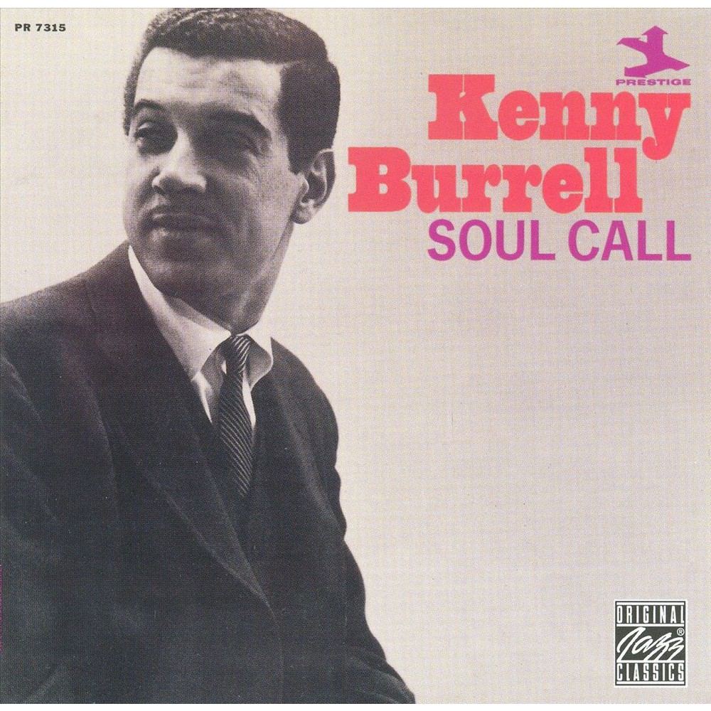 Kenny Burrell - Soul Call (CD)