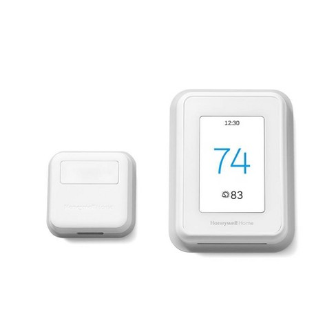 Honeywell Home T9 Smart Thermostats With Sensor - image 1 of 4