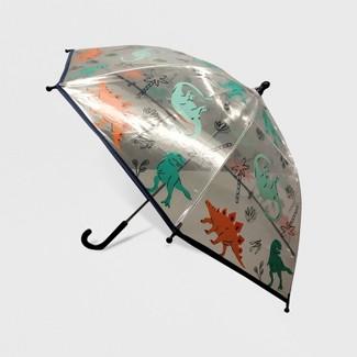 Toddler Boys 3D Dinosaur Stick Umbrella - Cat & Jack™ Green
