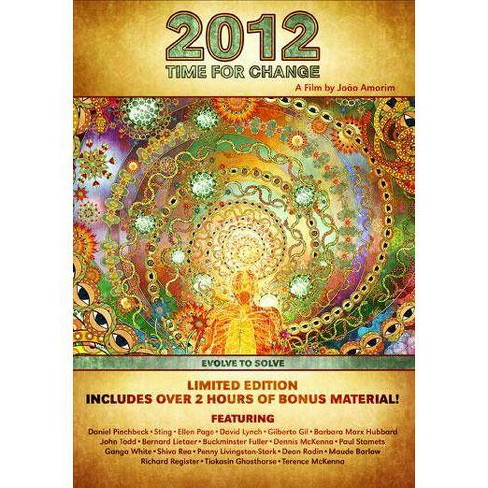 2012 Time for Change (DVD) - image 1 of 1