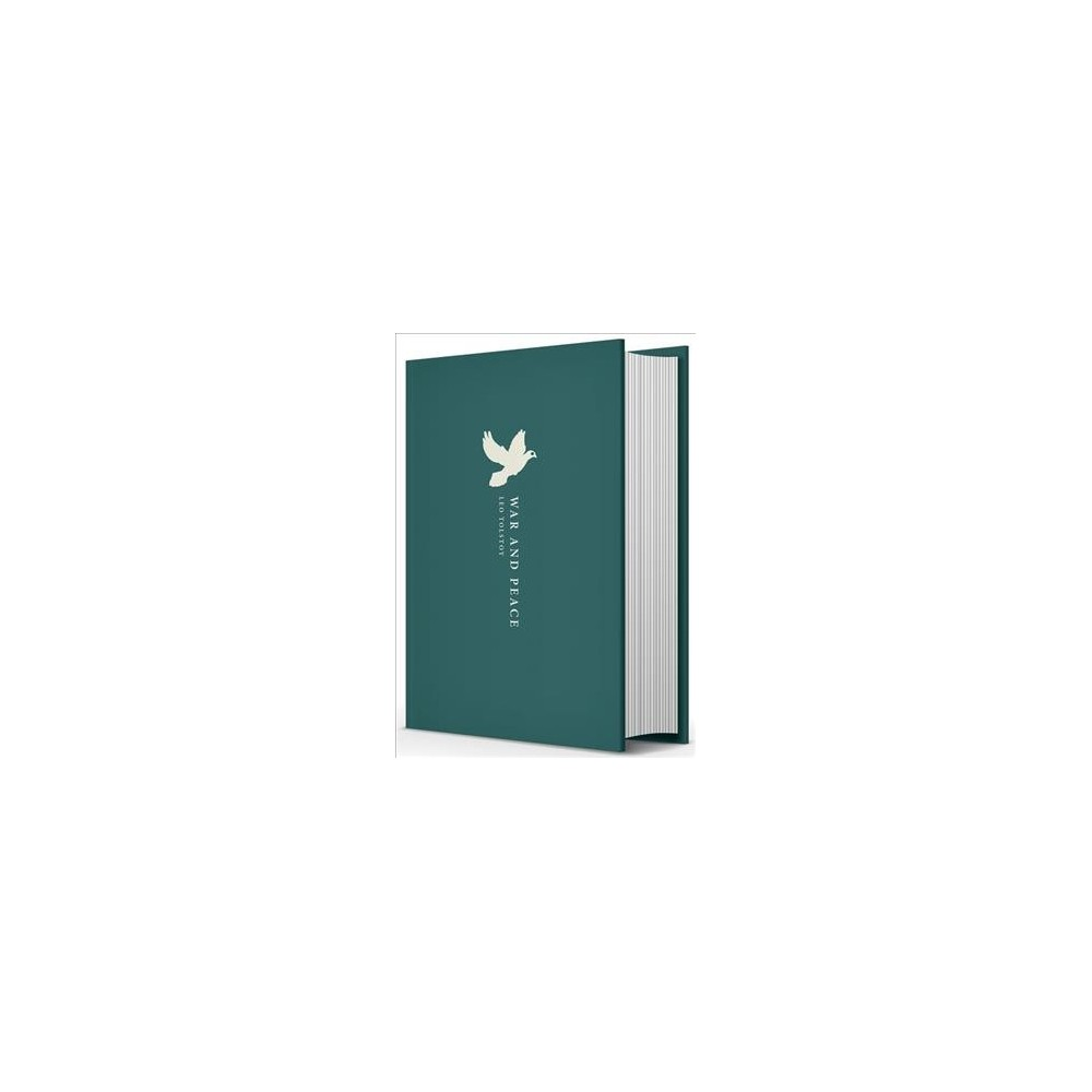War and Peace - Reissue by Leo Tolstoy (Hardcover)